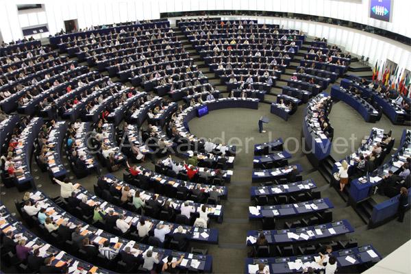 European Parliament Strassburg