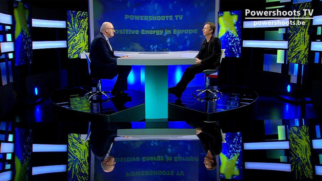 Commissioner Phil Hogan on Powershoots TV
