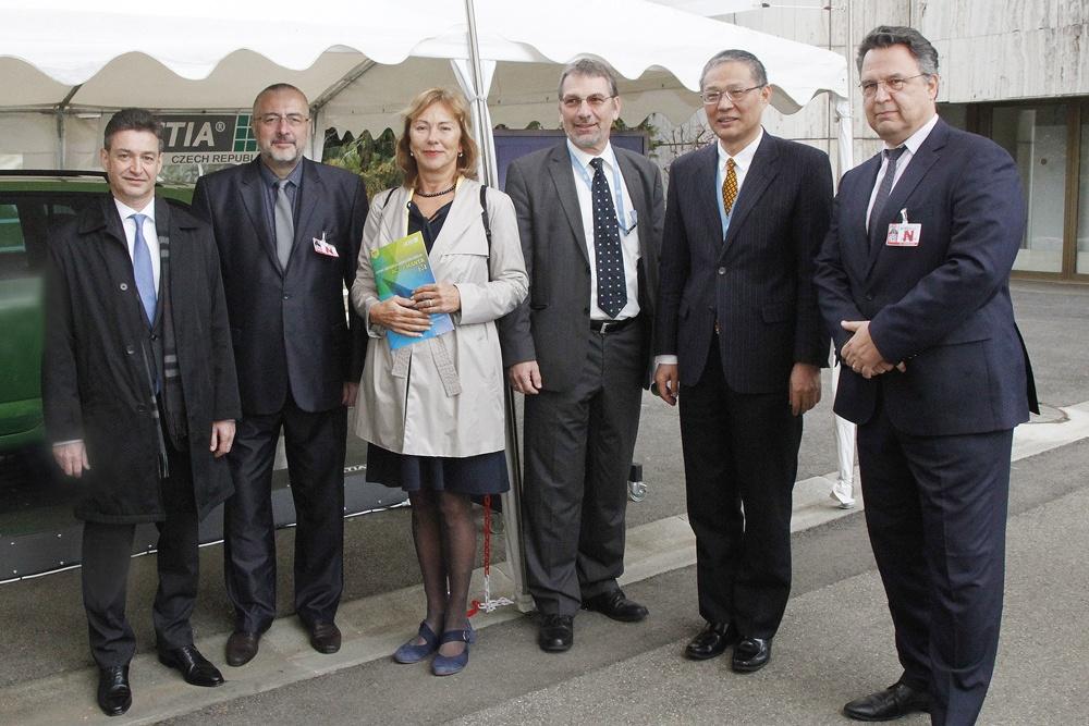 DEKRA - ITC 2020 - United Nations - Geneva