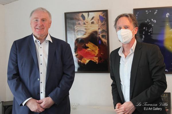 009 Karl-Heinz Lambertz - EU Art Gallery