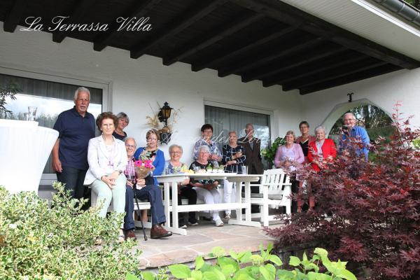 La Terrassa Villa Reception
