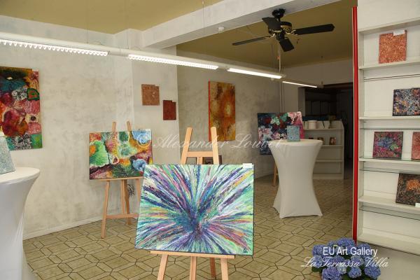 003 EU Art Gallery - Shop