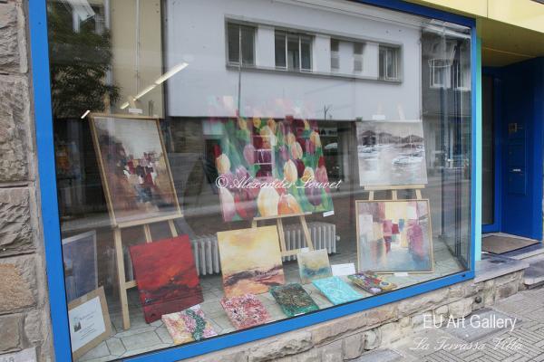 004 EU Art Gallery - Shop