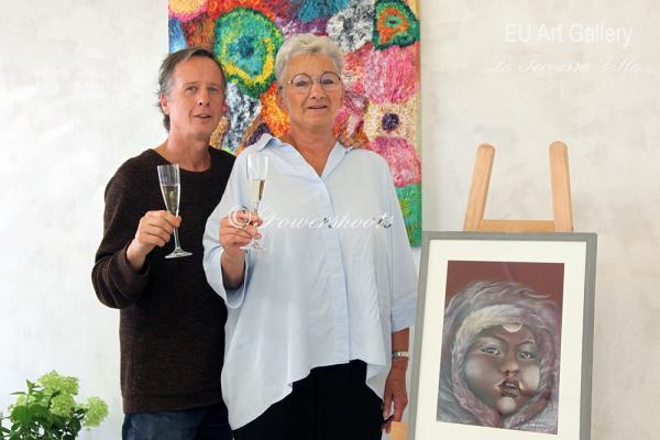 Manuella Kleyens EU Art Gallery Alexander Louvet 06